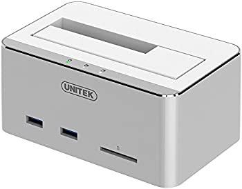 Unitek Y-1092 USB 3.0 to SATA Hard Drive Docking Station