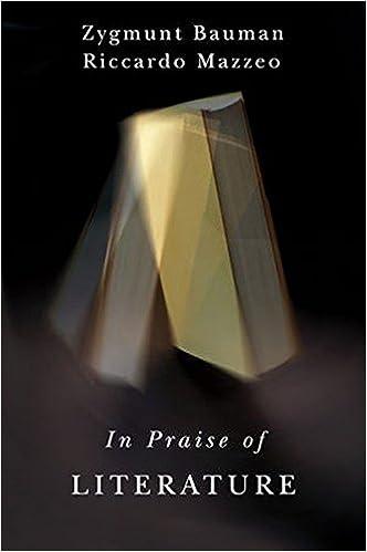 Amazon in praise of literature 9781509502691 zygmunt amazon in praise of literature 9781509502691 zygmunt bauman riccardo mazzeo books fandeluxe Gallery
