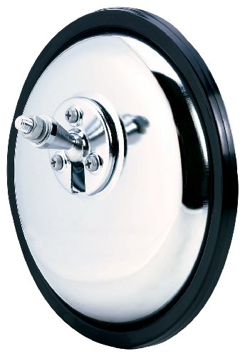 Misc Round Mirror - Fit System CL070 Round Spot Mirror with Swivel Stud