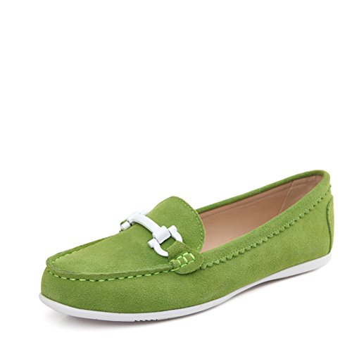 Spring Shoes style C Sweet Korean Casual Shoes Shoes Thin Leather Light Loafer Flat Wind Shoes g4a4dzxqwB