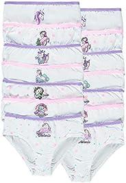 Jellifish Kids Girls Underwear - Briefs 14-Pack