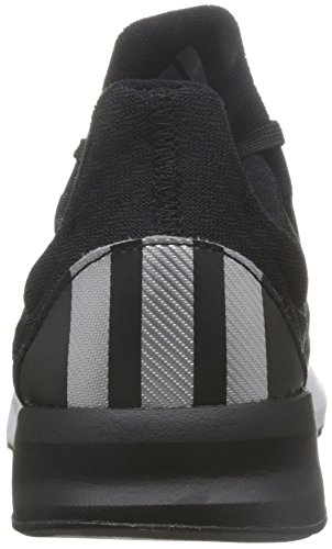 adidas Falcon Elite 5 XJ, Zapatillas de Running Para Niños Negro (Negbas / Plamet / Ftwbla)