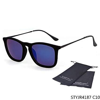 Amazon.com: Womens Retro Sunglasses Velvet Winter Sun ...