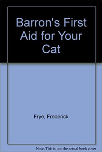 Téléchargement d'ebook pdf gratuitBarron's First Aid for Your Cat in French PDF