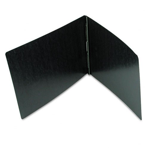 Smead : Pressboard Side Opening Cover, Prong Clip, 11 x 17, 3'' Capacity, Black -:- Sold as 2 Packs of - 1 - / - Total of 2 Each