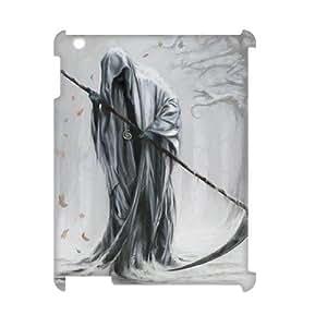 GGMMXO Grim Reaper Shell Phone Case For IPad 2,3,4 [Pattern-1]