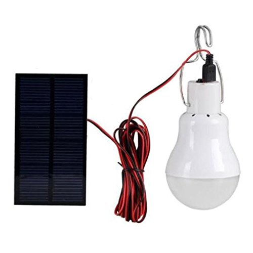 Portable Bulb Outdoor & Indoor Solar Powered Led Lighting