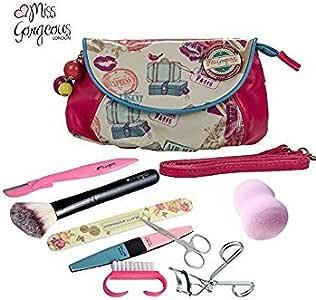 Miss Gorgeous belleza maquillaje Set – Pack de 6: Amazon.es: Belleza