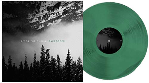 Evergreen - Exclusive Limited Edition Transparent Green Vinyl LP (#/250) (After The Burial Forging A Future Self)