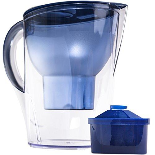 natural alkaline water pitcher - 9