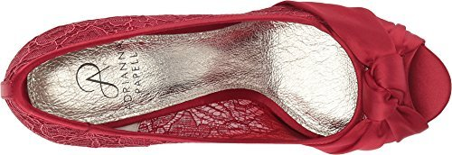 Adrianna Papell Women's Francesca Red 6 M US