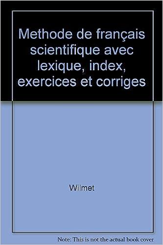 Livres gratuits en ligne Le français et les sciences pdf