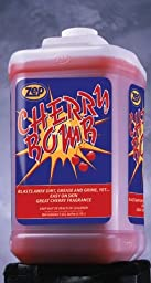 ZEP 095124 Cherry Bomb Heavy Duty Pumice Hand Cleaner (4) Gallons.