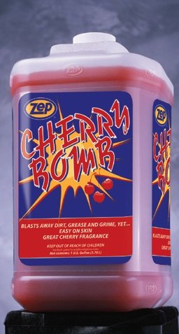 Zep Cherry Bomb Hand Cleaner 128 ounce (case of 4)