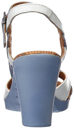 Azul Para Correa Star Sandalias Art 0279 Tobillo Mujer De Rio brume Con xZBx6qS