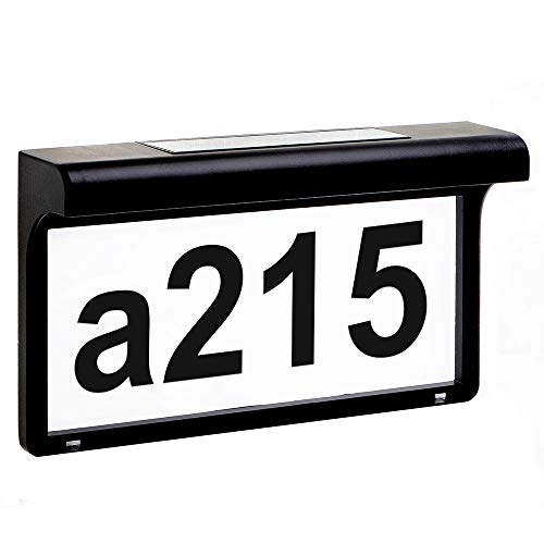 Outdoor House Number Light in US - 2