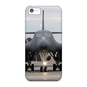 Excellent Design Military Bomber B1 Lancer Phone Case For Iphone 5c Premium Tpu Case