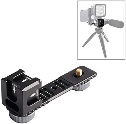 KANEED カメラアクセサリー 撮影機材 4ヘッドDJI New Mobile 2 / Zhiyun Smooth 4 / F