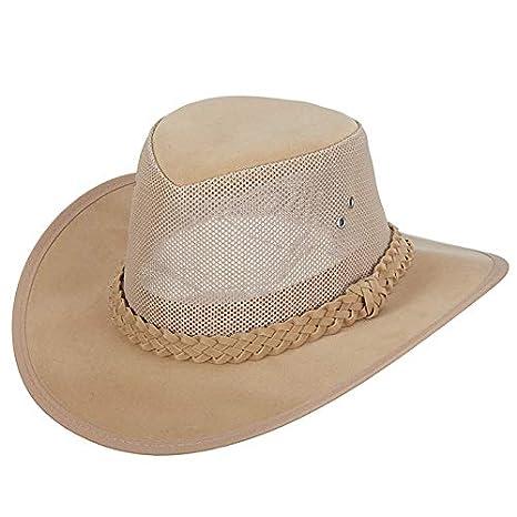 7e8e2f849 Dorfman Pacific Co. Men's Soaker Hat with Mesh Sides