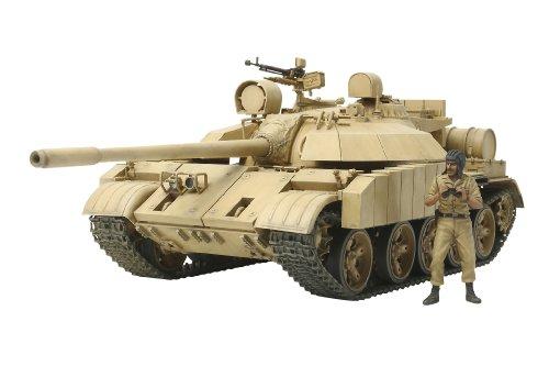 Tamiya Models Iraqi T-55 'Enigma' Model Kit (Warsaw Place)