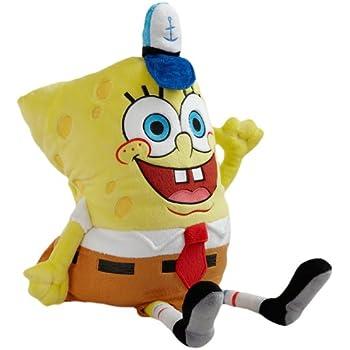 My Pillow Pets SpongeBob - Yellow/Brown (Licensed)