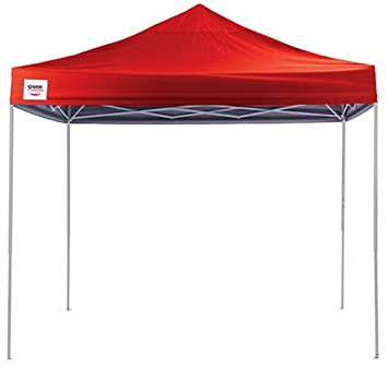 Amazon.com Bravo Compact Recreational 10 x 10 Quik Shade Instant Canopy (Red) Sports u0026 Outdoors  sc 1 st  Amazon.com & Amazon.com: Bravo Compact Recreational 10 x 10 Quik Shade Instant ...