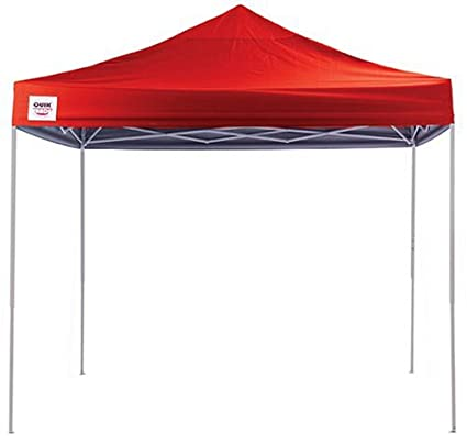 Bravo Compact Recreational 10 x 10 Quik Shade Instant Canopy (Red)  sc 1 st  Amazon.com & Amazon.com: Bravo Compact Recreational 10 x 10 Quik Shade Instant ...