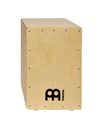 Meinl Percussion HCAJ100NT Cajon by Meinl Percussion