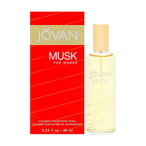Jovan Musk by Coty for Women 3.2 oz Cologne Concentrate Spray