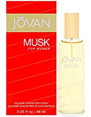 Jovan Musk 96ml Eau De Cologne, 0.5 Kilograms