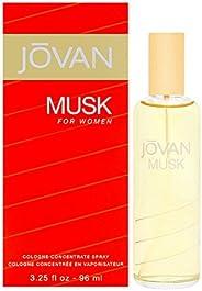 Jovan Musk 3.25 oz Cologne Concentrate Spray