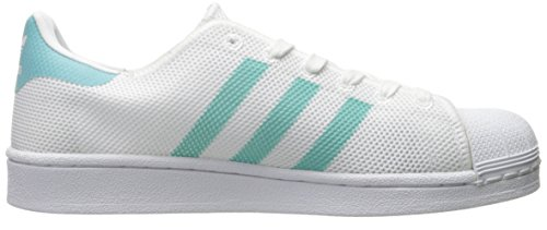 white W Basses White Adidas Superstar easy Femme Sneakers Mint nq8xwS5t7w