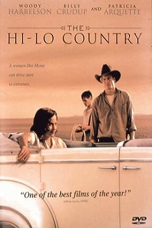 Amazon com: Hi-Lo Country: Billy Crudup, Woody Harrelson, Patricia