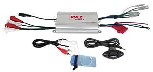 Pyle PLMRMP3A - Amplificador de coche, 4 vías