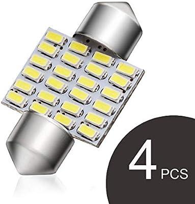 Amazon.com: Bombillas LED de 1.220 in con forma de cúpula ...