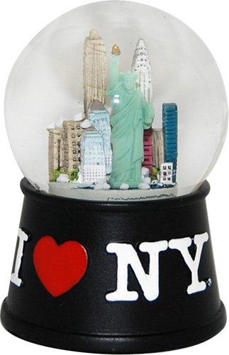 City Merchandise I Love New York Skyline Snow - Kids New York Souvenirs For