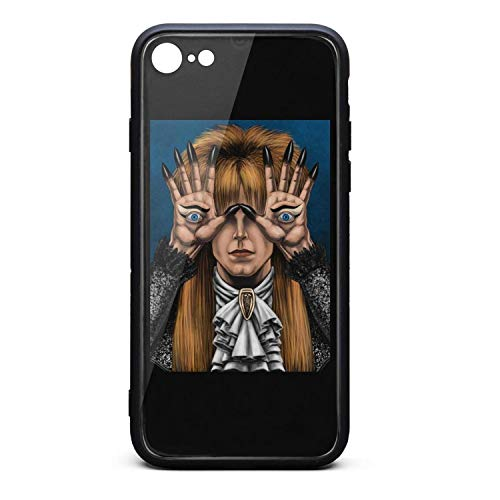 iPhone 8 Case Beautiful Pan's-Labyrinth-Starring-David-Bowie- Protector Phone Cases iPhone 8 Cover Skin