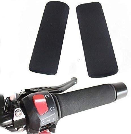 Strada 7 Copri Manopole in Gomma Anti Vibrazioni per Honda VFR 800 F VTEC XBR 500