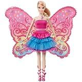 Barbie A Fairy Secret Transforming Doll
