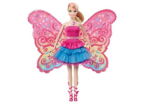 Barbie Fairy Secret Transforming Doll product image