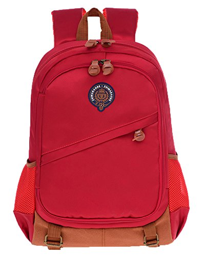 Capacity Small Red High Rucksack Red Casual School Small Outdoor Hiking Daypack Backpack Bags Backpack YpqPnp
