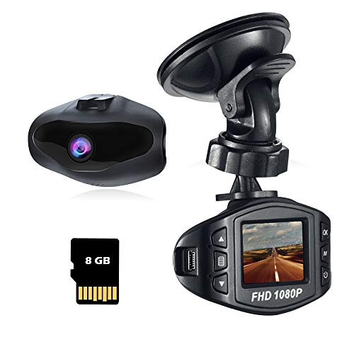 (Acumen Dash Cam for Cars 1080P FHD Driving Recorder Vehicle Dashboard Camera with Wide Angle 1.5