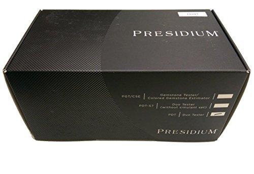 [해외]PRESIDIUM DUO TESTER 보석 다이아몬드 보석 다이아몬드 시험기 PDT-S7/PRESIDIUM DUO TESTER GEM GEMSTONE DIAMOND TESTER PDT-S7