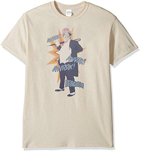 Trevco Batman Classic TV Penguin Adult T-Shirt at Gotham City Store