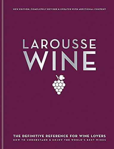 Larousse Wine by Hamlyn