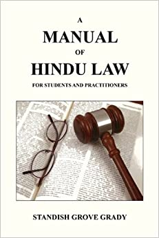 Book A Manual of Hindu Law