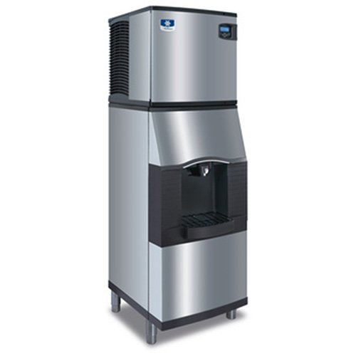 Manitowoc ID-0322A-161 Ice Maker with SPA-160-161 Bin