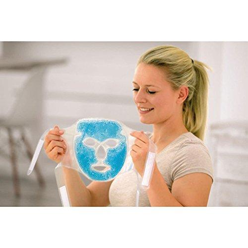 COMPRESSE HOT COLD PEARL FACIAL MASK (masque visage)-1111- Certifié France Medical Industrie