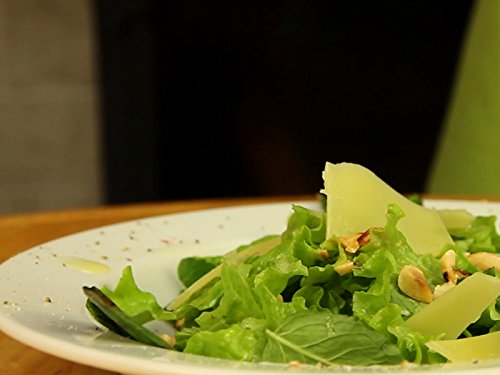 (Clip: Charred Leek Salad with Hazelnuts)