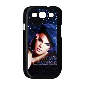 Custom Adam Lambert Back Cover Case for SamSung Galaxy S3 I9300 JNS3-224
